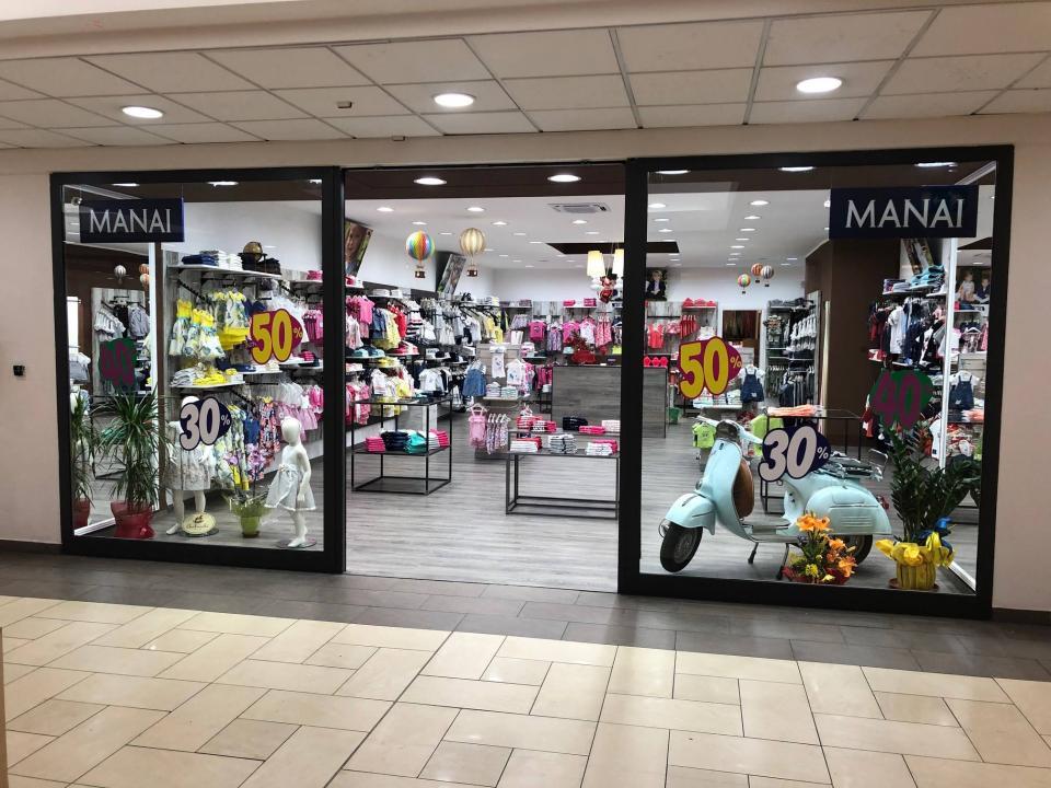 I negozi - Centro Commerciale Tremestieri